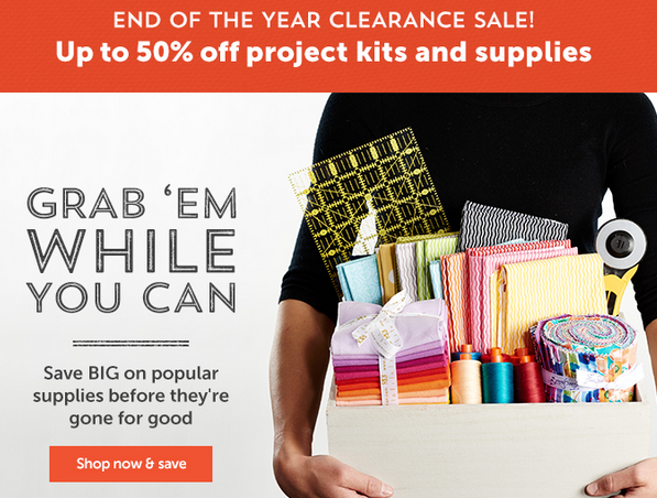 craftsy clearance sale