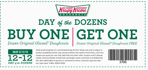 day of dozen