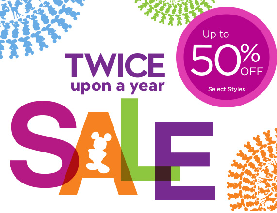 disney sale twice upon a year sale