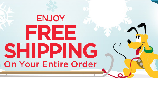 disney-store-free-shipping