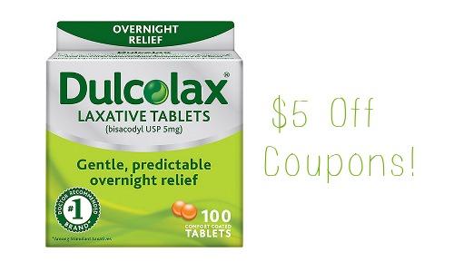 dulcolax coupons