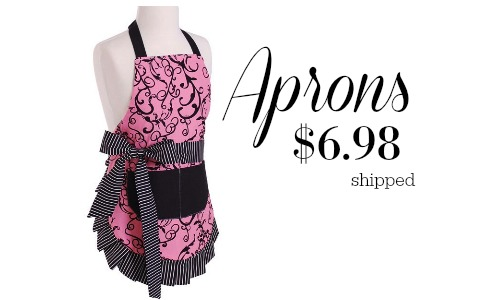 flirty apron sale