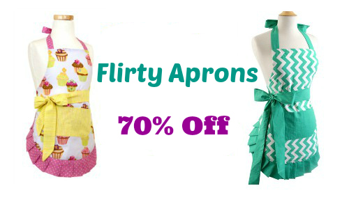 flirty aprons 70% Off + FREE shipping