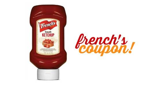 french's coupon