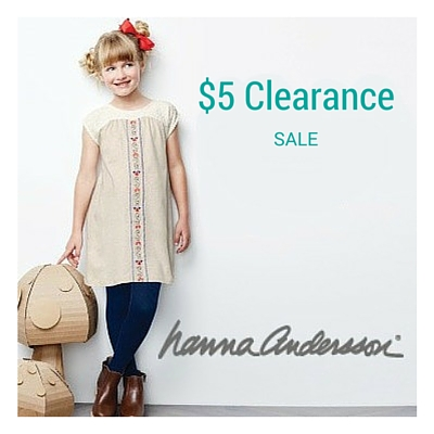 hannah andersson clearance sale