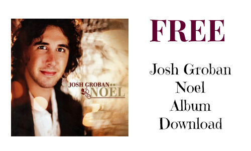 Free Josh Groban Christmas Album Download Southern Savers