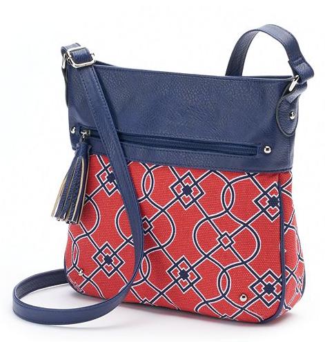 kohls purse