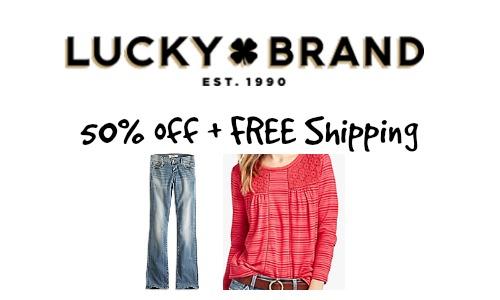 lucky sale