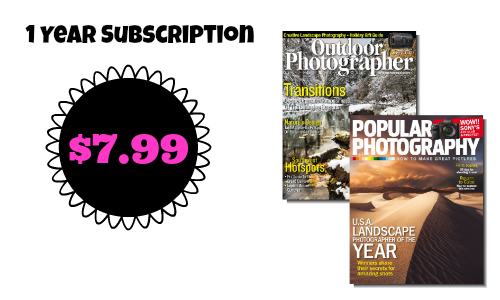 Photography Magazine Deal