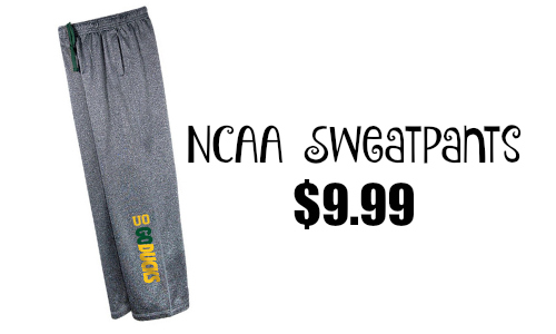 ncaa sweatpants