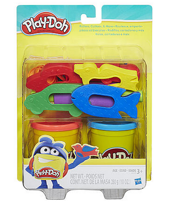 playdoh rollers and cutters
