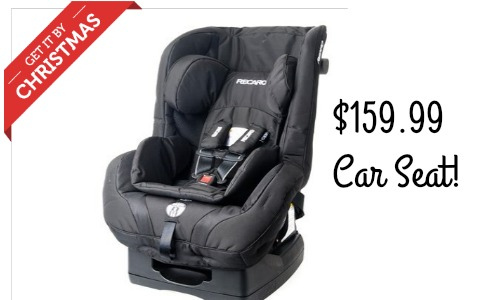 Kids Woot Is Offering The Recaro Performance RIDE Convertible Car Seat In Midnight For 47 Off At 15999 Today Only