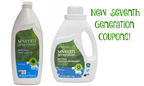 image regarding Seventh Generation Printable Coupons named Clean 7th Manufacturing Coupon codes! :: Southern Savers