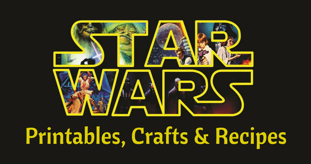 graphic regarding Printable Star Wars Images named Star Wars Free of charge Printables, Crafts Recipes :: Southern Savers