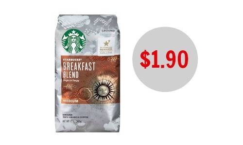 Target Starbucks Coffee Bags 1 90 Each Southern Savers