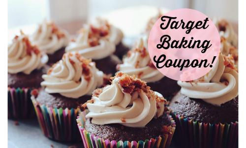 target baking coupon