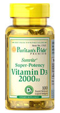 vitamin D supplememt