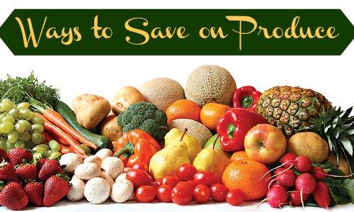 save on produce