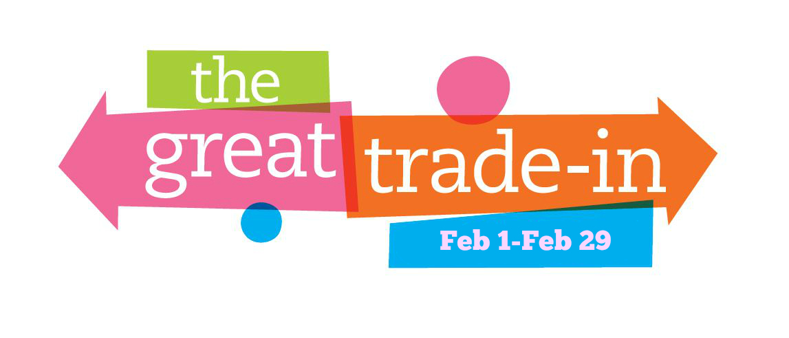 Great Trade-In event