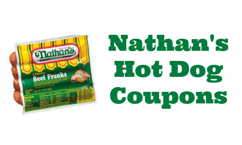 Nathans Hot Dogs Sale