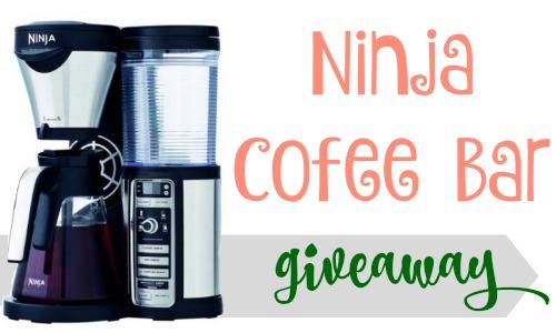 Ninja Coffee Giveaway