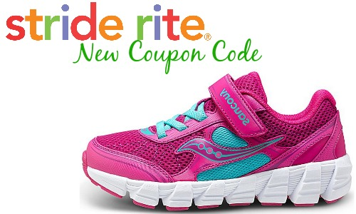 Stride Rite: Buy One, Get One 40% Off