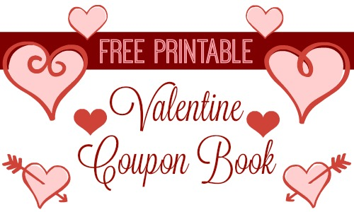 Valentine Coupon Books