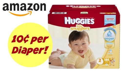 amazon diaper deal