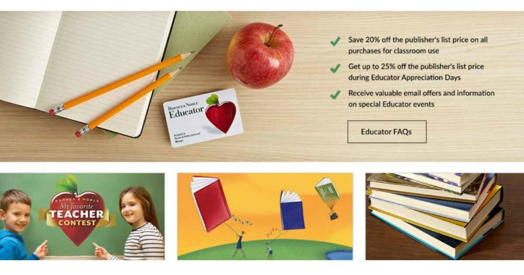 barnes & noble educator