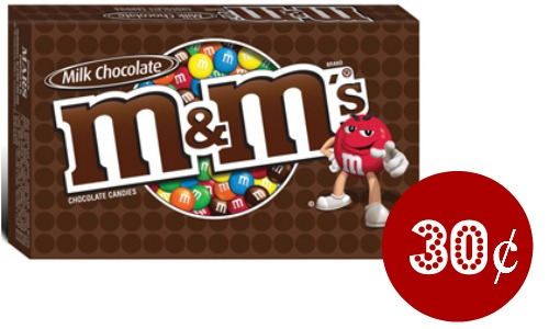candy deal M&M's coupon