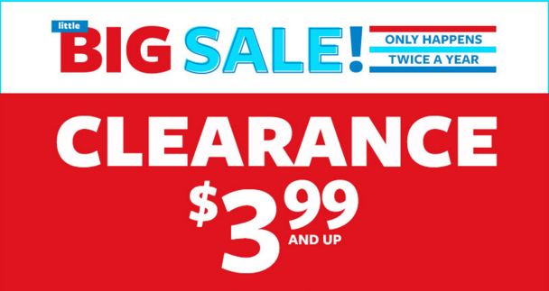"""""""The Big Clearance Sale offers discerning shoppers the opportunity to refresh their wardrobes with the season's hottest trends and new styles, while providing participating retailers an."""