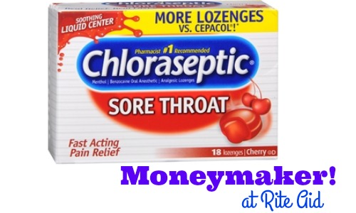 chloraseptic moneymaker