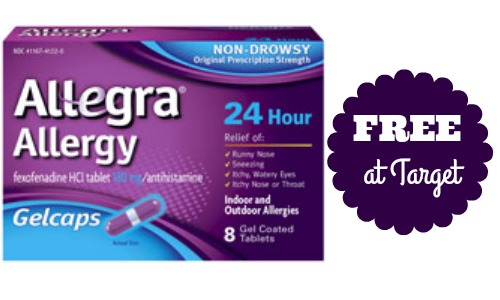 Allegra discount coupons