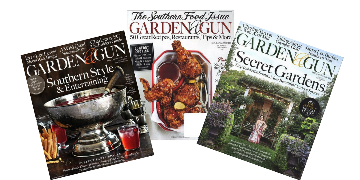 Garden U0026 Gun Magazine Subscriptions Are On Sale For $4.99 This Weekend. Use  The Code SOUTHERNSAVE To Get The Deal. That Means You 6 Issues At Under A  $1 ...
