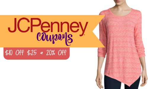 jcpenny coupons