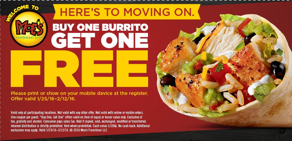 moe's coupon