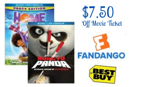 movie ticket deal