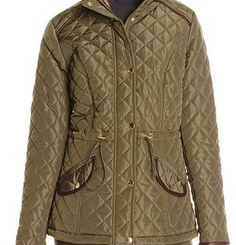 puffer jacket quilte