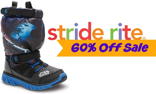 stride rite deal