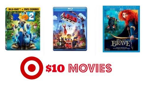 target movies