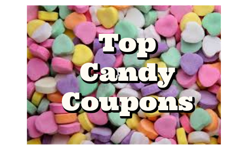 Valentine's Day Candy Coupons