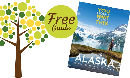FREE Alaska Official State Guide