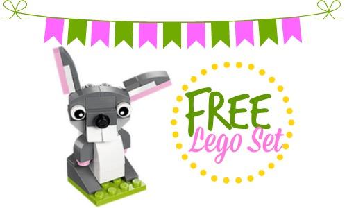 FREE Lego set