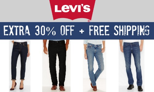 levis coupon aug 2019