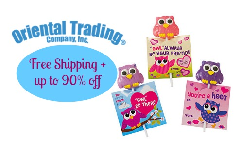 Oriental Trading Company Free Shipping Southern Savers