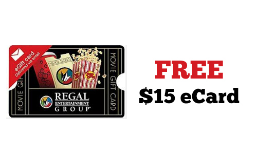 Regal Cinema Gift Card Promotion
