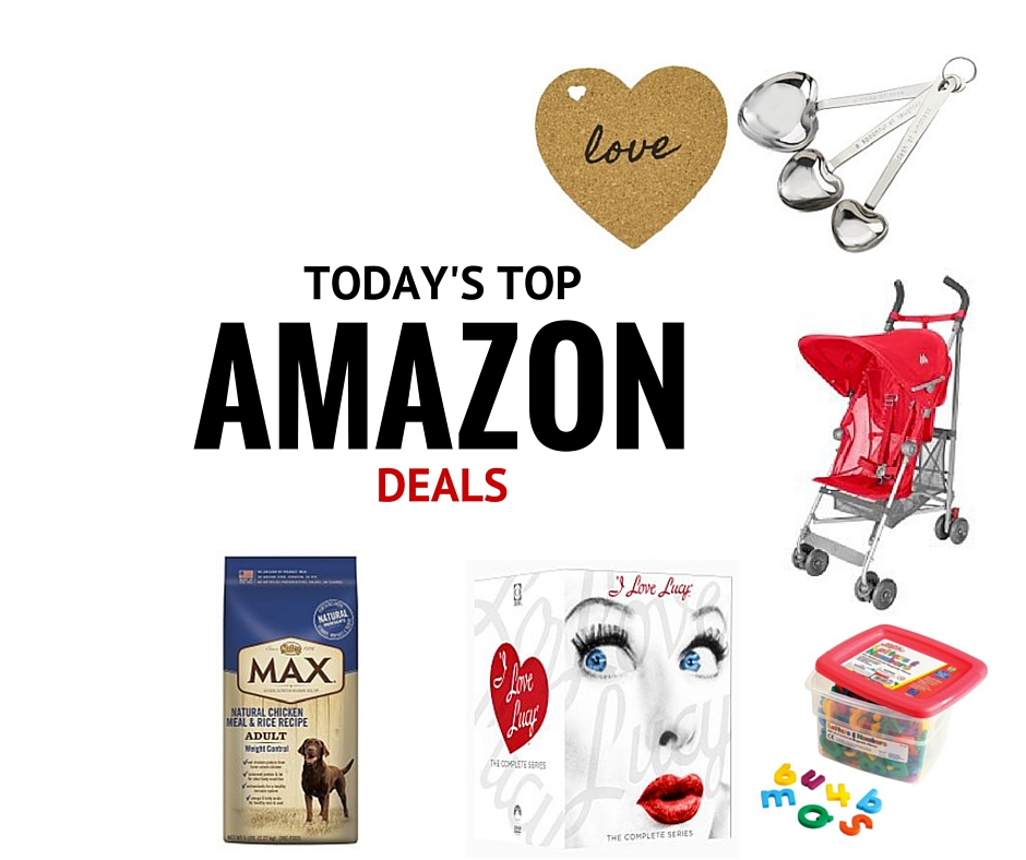 Today's Top Amazon Deals