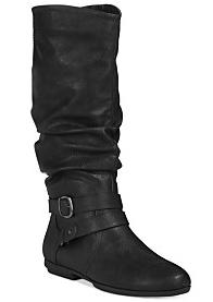 Seven Dials Diem Mid-Shaft Slouchy Boots