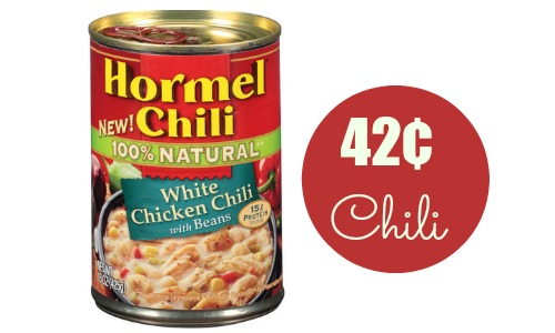 hormel natural chili