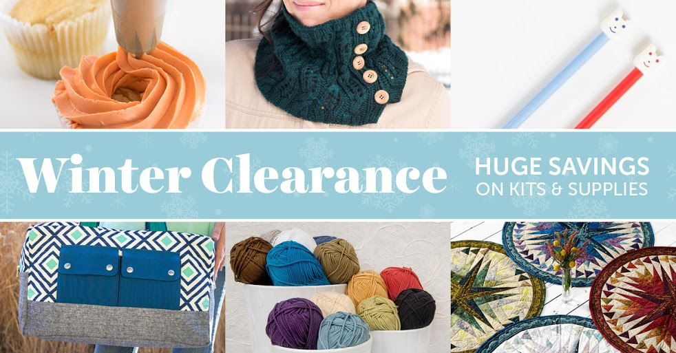 craftsy clearance